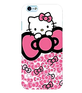 Mobile Makeup hello kitty Case Cover for Apple iPhone 6