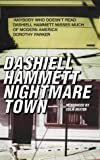 Nightmare Town: Stories (0330481096) by Dashiell Hammett