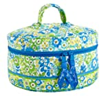 Vera Bradley Travel Cosmetic in English Meadow