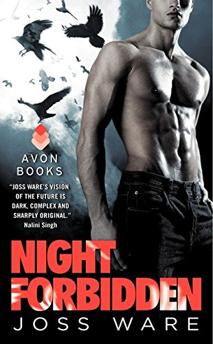 Image of Night Forbidden: Envy Chronicles Book 5