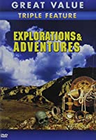 Explorations & Adventures (Triple Feature): Treasure Island, Cry Wilderness, Outlaw Trail