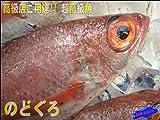 幻の超高級魚「のどぐろ」中4,5匹で1?