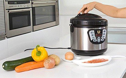 Gm alfa robot de cocina robots de cocina ollas - Robot cocina amazon ...