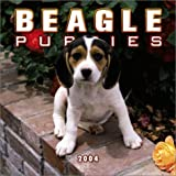 Beagle Puppies Mini 2004 Calendar