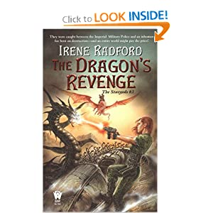 The Dragon's Revenge (The Stargods #3) by