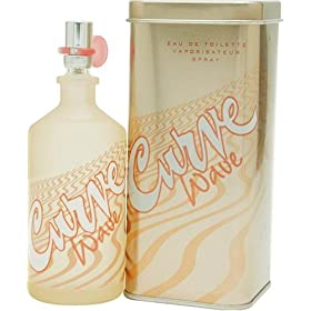 Curve Wave by Liz Claiborne for Women 3.4 oz Eau de Toilette Spray