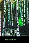 Anthologizing Canadian Literature: Th...