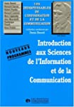 INTRODUCTION AUX SCIENCES DE L'INFORM...