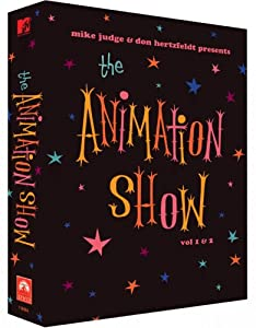The Animation Show (Vol. 1 & 2 Boxed Set)