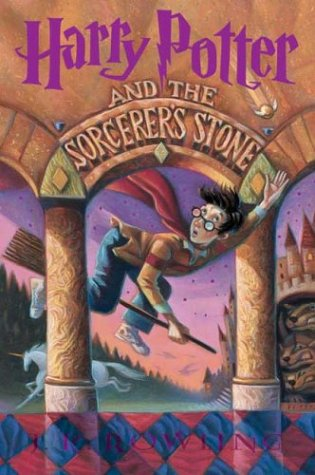 Harry Potter & the Sorcerer's Stone (Book 1)