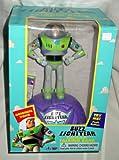 Disney Pixar Original Toy Story Buzz Lightyear Electronic Talking Bank (1999 Thinkway Toys)
