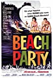 Beach Party - 映画ポスター - 27 x 40
