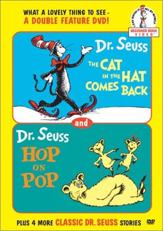 Dr Seuss The Cat In The Hat Comes Back Video