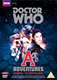 Doctor Who: Ace Adventures - Dragonfire / The Happiness Patrol [DVD] [198
