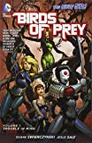 Birds of Prey Vol. 1: Trouble in Mind (The New 52)