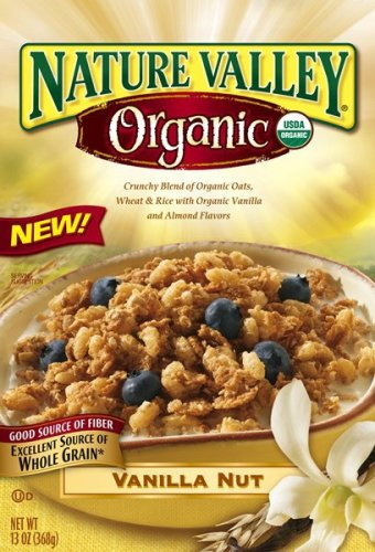 Buy Nature Valley Cereal - Vanilla Nut, 13-Ounce Boxes (Pack of 5) (Nature Valley, Health & Personal Care, Products, Food & Snacks, Breakfast Foods, Cereals)