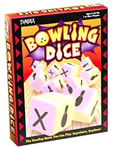 Fundex Bowling Dice Game