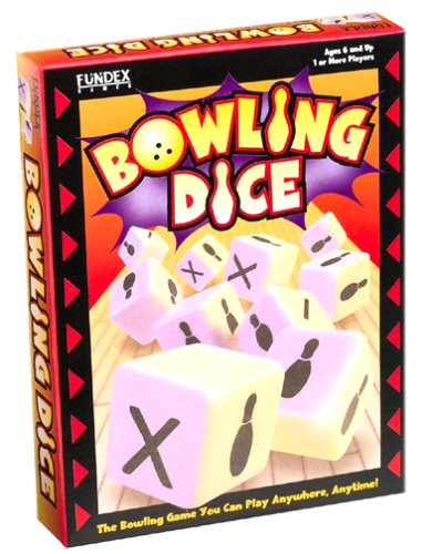 Fundex Bowling Dice Game - 1