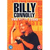 Billy Connolly: Two Night Stand 1997 [DVD]by Billy Connolly
