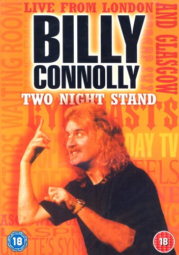 Billy Connolly: Two Night Stand 1997 [DVD]