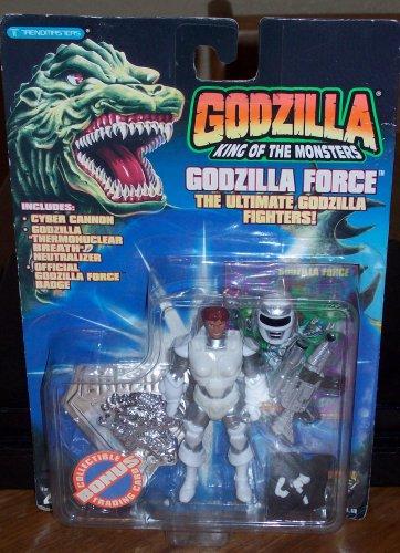 Godzilla King of the Monsters- Godzilla Force The Ultimate Godzilla Fighter - 1
