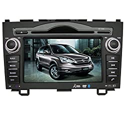 See Generic 7 inch Car DVD Player for HONDA CRV 2006 2007 2008 2009 2010 2011 with GPS Navigation DVD Player Mobile Multimedia Details