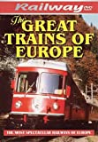 echange, troc The Great Trains of Europe [Import anglais]