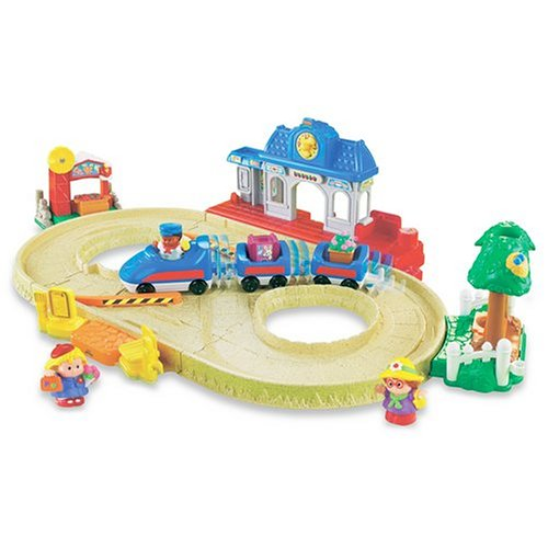 Best Fisher Price Little People Lil Movers Motorized