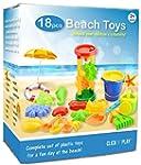 Click N Play 18 Piece Beach sand Toy...