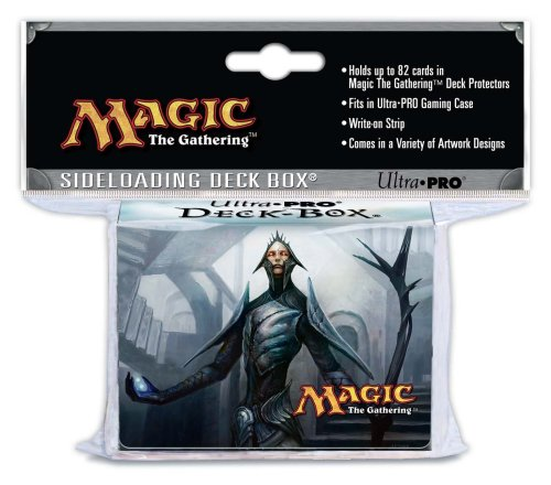 Deck Box - Magic - Magus of the Future and Maelstrom Djinn - Sideload