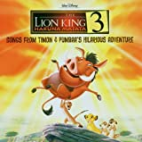 The Lion King 3 Original Soundtrack
