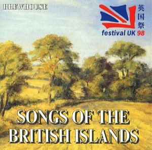 Songs Of The British Isles from Brewhouse Music