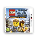 Video Games - LEGO City Undercover: The Chase Begins (Nintendo 3DS)