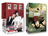 Korean Tv Drama 2-pack Something Happened In Bali I Love You by YA Entertainment