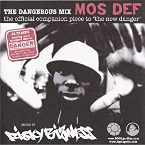 Mos Def The Dangerous Mix (MIXTAPE) - Amazon.com Music