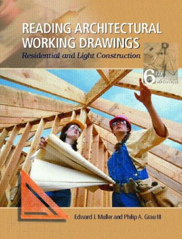 Reading Architectural Working Drawings: Residential and...