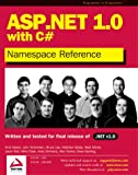 img - for ASP.NET 1.0 Namespace Reference with C# book / textbook / text book