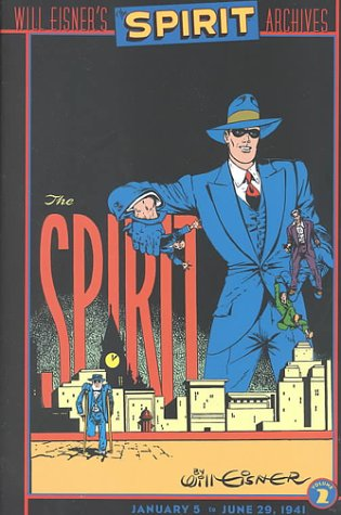Will Eisners Spirit Archives HC Vol 02