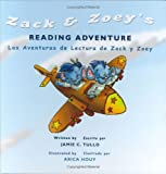 Zack & Zoey's Reading Adventure (Spanish Edition)