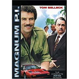 Magnum P.I. - The Complete Fifth Season