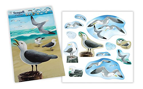The Miracle of Jesus: Fisher's Pier Seagull Cutouts PDF