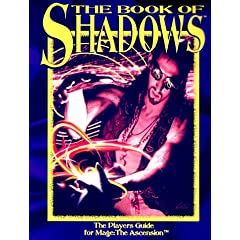 Book of Shadows: Mage Players Guide by Emrey Barnes,&#32;Bill Bridges,&#32;Phil Brucato and Jim Moore