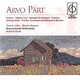 Arvo Pärt: Fratres, etc.