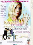 Martha, Meet Frank, Daniel and Laurence [DVD] [1998]