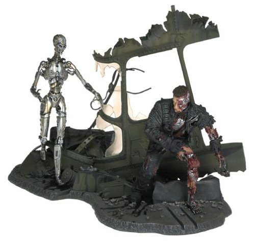 Picture of McFarlane TERMINATOR 3 RISE OF THE MACHINES THE END BATTLE Figure (B00009ZIJS) (McFarlane Action Figures)