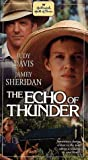 Echo of Thunder [VHS]