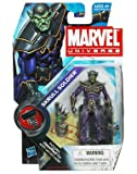 51VCUL1hx8L. SL160  Marvel Universe 3 3/4 Inch Series 9 Action Figure Skrull Soldier