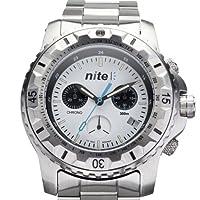 [ナイト]nite 腕時計クォーツ CHRONO CR3 メンズ 【正規輸入品】