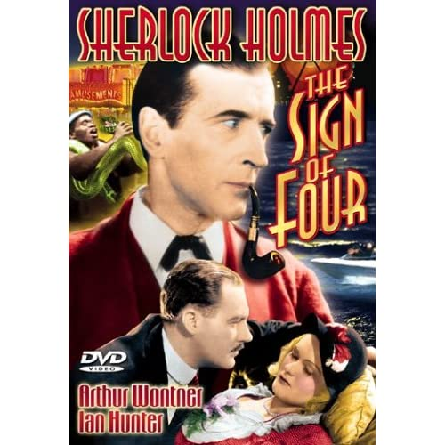 The Sign of Four: Sherlock Holmes' Greatest Case / Знак четырех (1932)