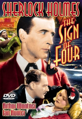 Sherlock Holmes: The Sign of Four Cover